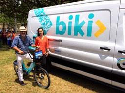b46cd50d82 Biki - Bike Share Honolulu Service Vehicle   Kiosk Graphics CASE STUDY