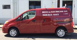 Brian the Electrician van1•