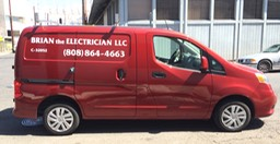 Brian the Electrician van2•