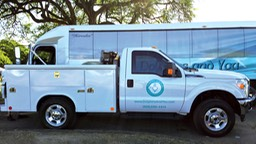 D&Y Utility Truck PAS installed•