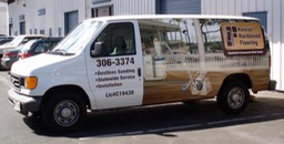 Hawaii Hardwood Flooring Van2•