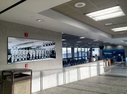 Hawaiian Airlines Terminal Display7•