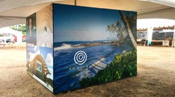 Koolina Tent Walls pic2•