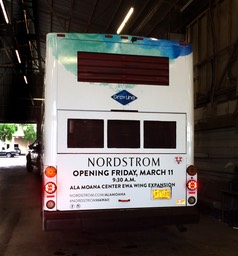 Nordstrom DD Bus Rear•••