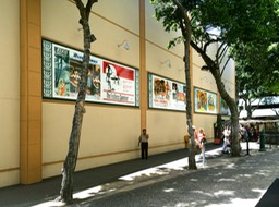 Waikiki Theater Retro Movie Posters1•